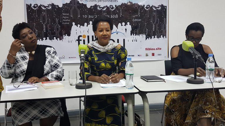 Fatou Cissé et Tchotcho Ekué: spéciale journée de la femme au Goethe Institut de Lomé