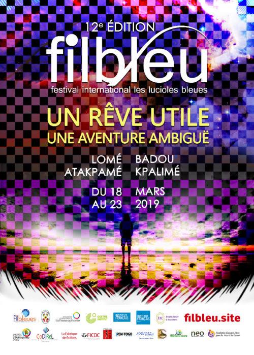 Lundi 18 Mars 2019: Ouverture de la 12e édition de Filbleu