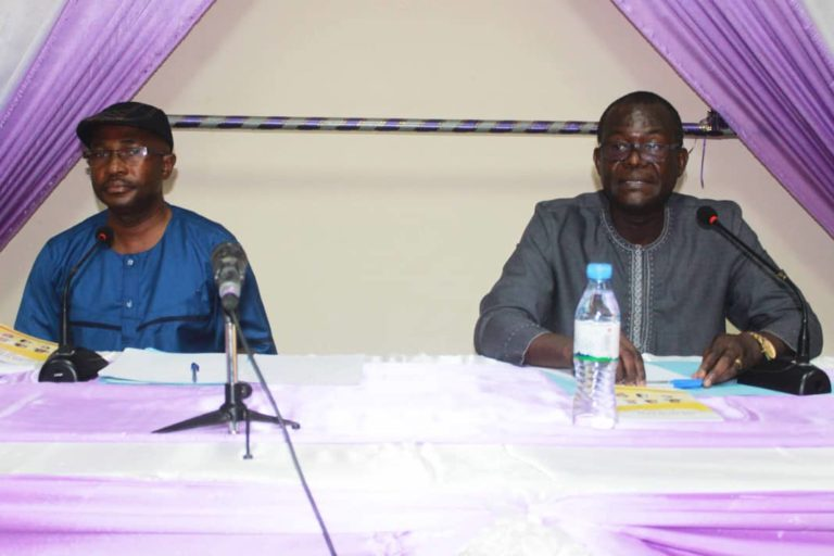 Anoumou Amekudji et Kangni Alem clôturent Filbleu 2019