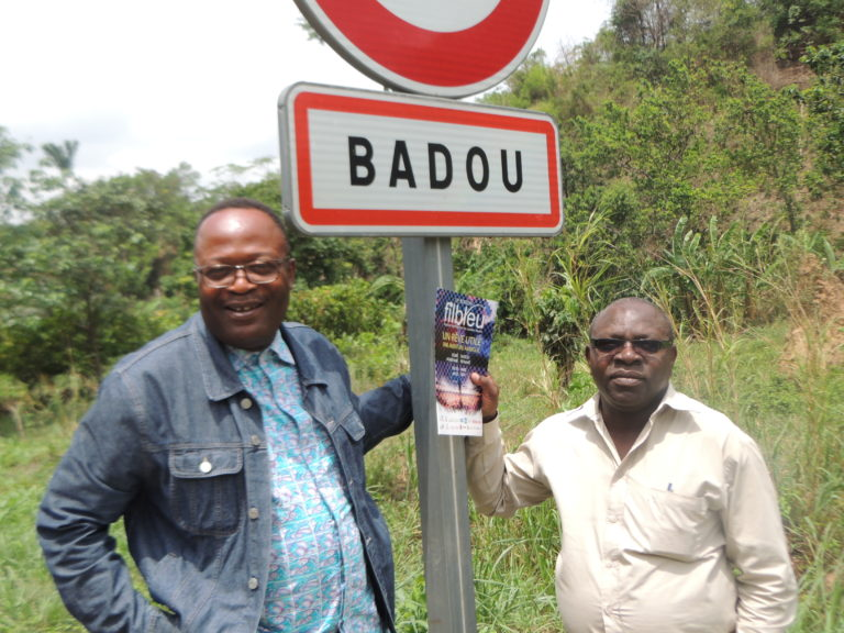 Filbleu dans les CLAC, entre Badou, Atakpamé et Notsè