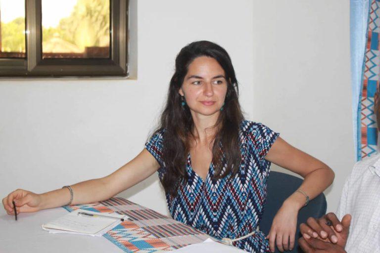 Giovanni Houansou et Sarah MOULINE: écrire le théâtre contemporain