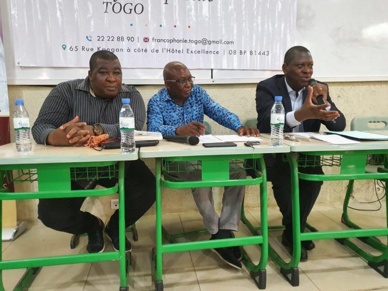 Kako Nubukpo à la rencontre des étudiants de l'ESGIS